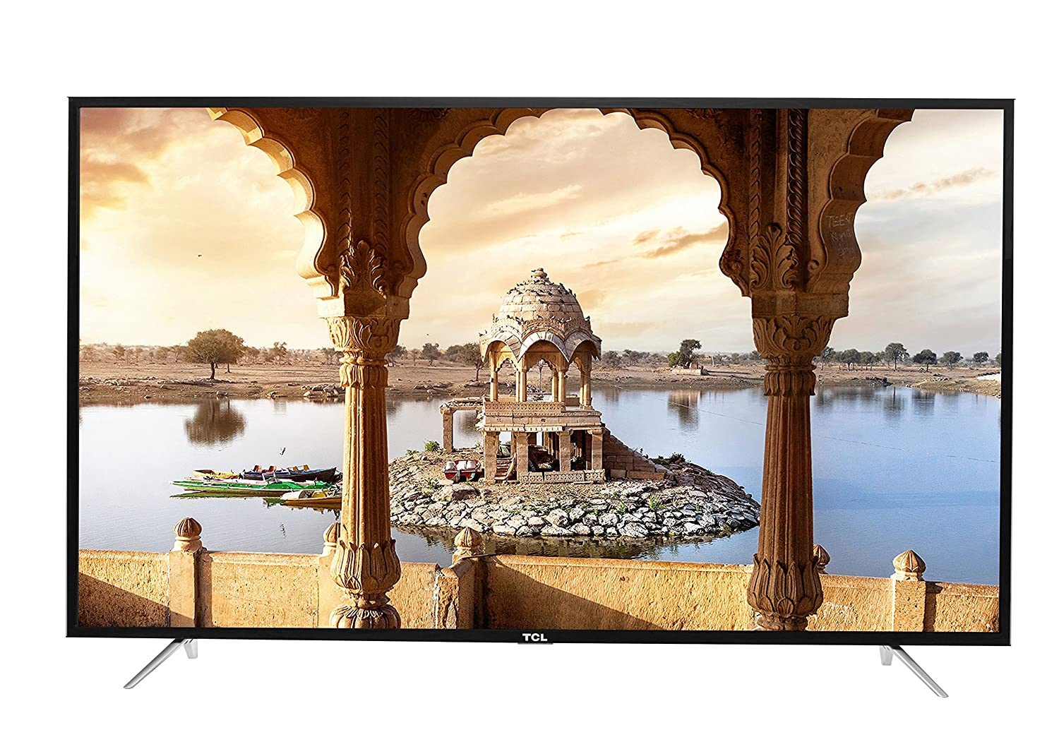 Amazon Exclusive!! Upto 20% Off On TCL Telivisons By Amazon | TCL 165 cm (65 inches) L65P1US 4K Ultra HD LED Smart TV @ Rs.74,990