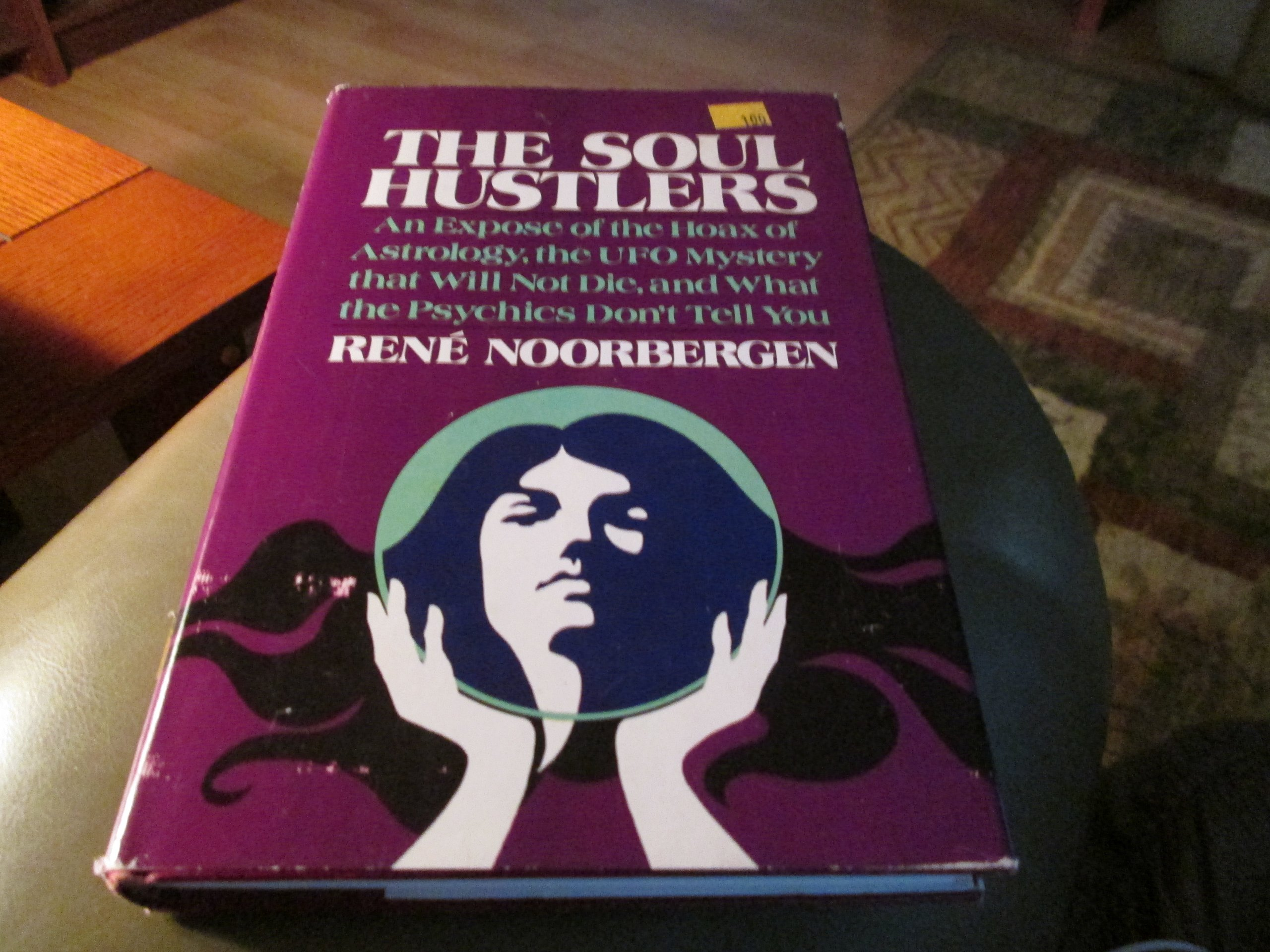 The Soul Hustlers, Noorbergen, Rene.