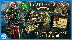 Lost Lands: Mahjong by FIVE-BN UK LTD