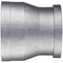 Stainless Steel 304 Cast Pipe Fitting, Reducing Coupling, MSS SP-114, NPT Female