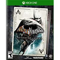 Batman: Return to Arkham for Xbox One
