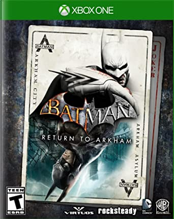 Batman: Return to Arkham Languages: French, Italian, German, Castilian Spanish, Latin American Spanish, Brazilian Portuguese, Polish and Russian Platforms: PS4 and Xbox One