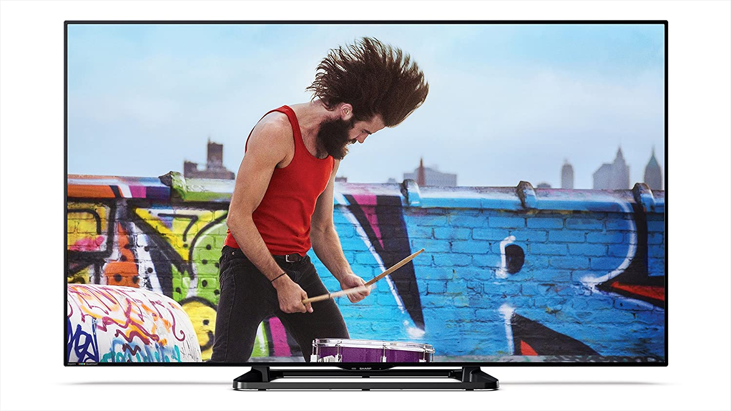 Sharp LC-70EQ30U 70-Inch 1080p 120Hz Smart LED TV (2015 Model)