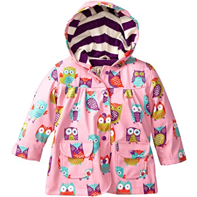 Hatley Party Owls Raincoat
