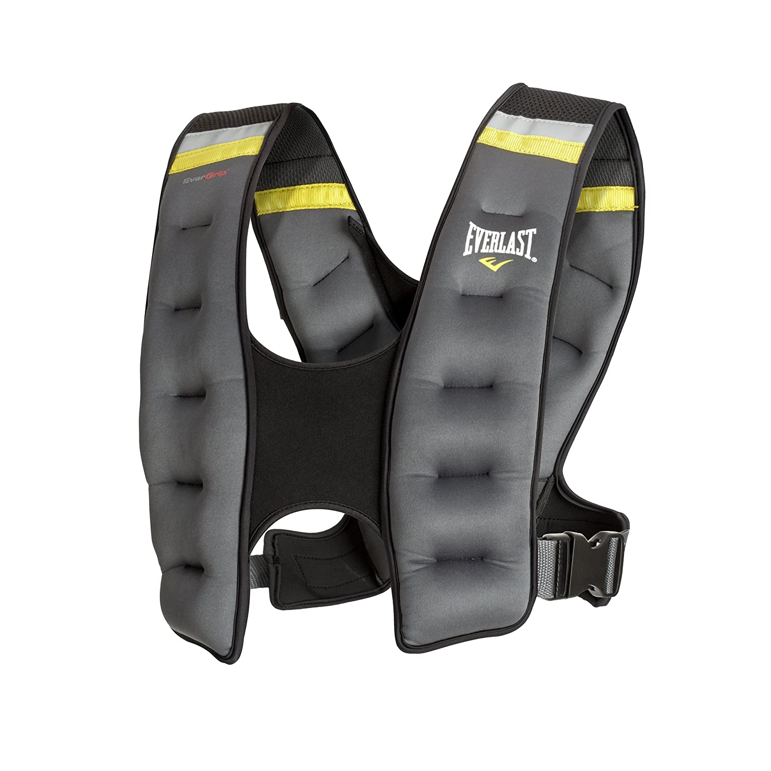 Weighted Vest Everlast Workout Fitness Weights Exercise ...