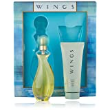 Giorgio Beverly Hills Wings Gift Set for Women (Tamaño: 2 pc Gift Set)