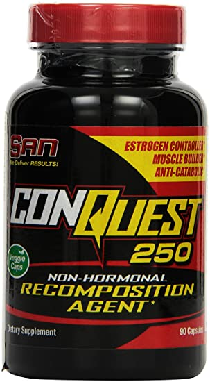 San Conquest 250 Estrogen Control 90 Kapseln, 1er Pack (1 x 50 g)