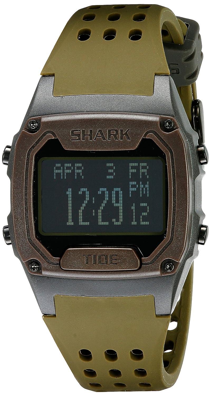 Freestyle Unisex 10019170 Tide Trainer Digital Display Japanese Quartz Brown Watch