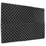 New Level 6 Pack- Acoustic Panels Studio Foam Egg Crate 2 X 12 X 12