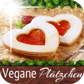 Vegane Pl�tzchen: Vegan backen im Advent und an Weihnachten