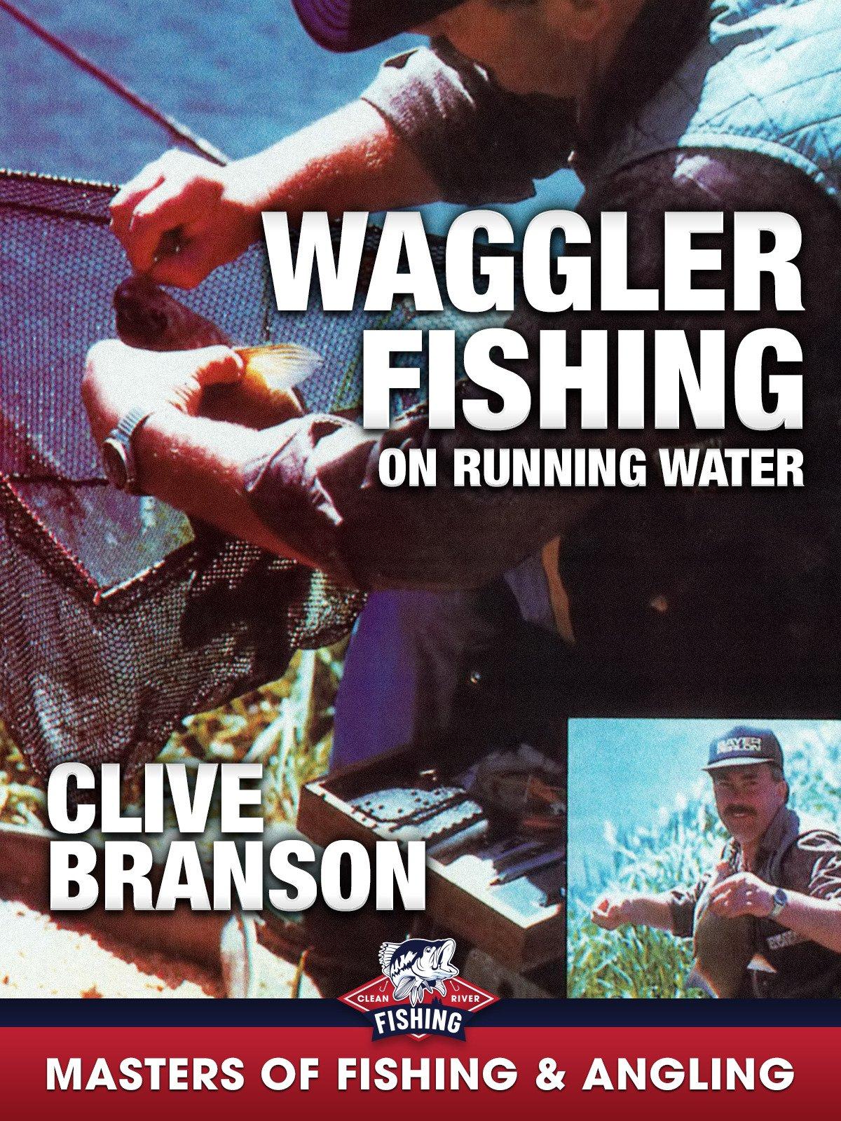 Waggler Fishing on Running Water