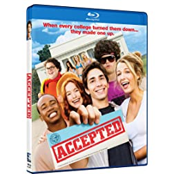 Accepted [Blu-ray]