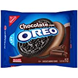 Oreo Chocolate Creme Chocolate Sandwich Cookies, 15.25 Ounce
