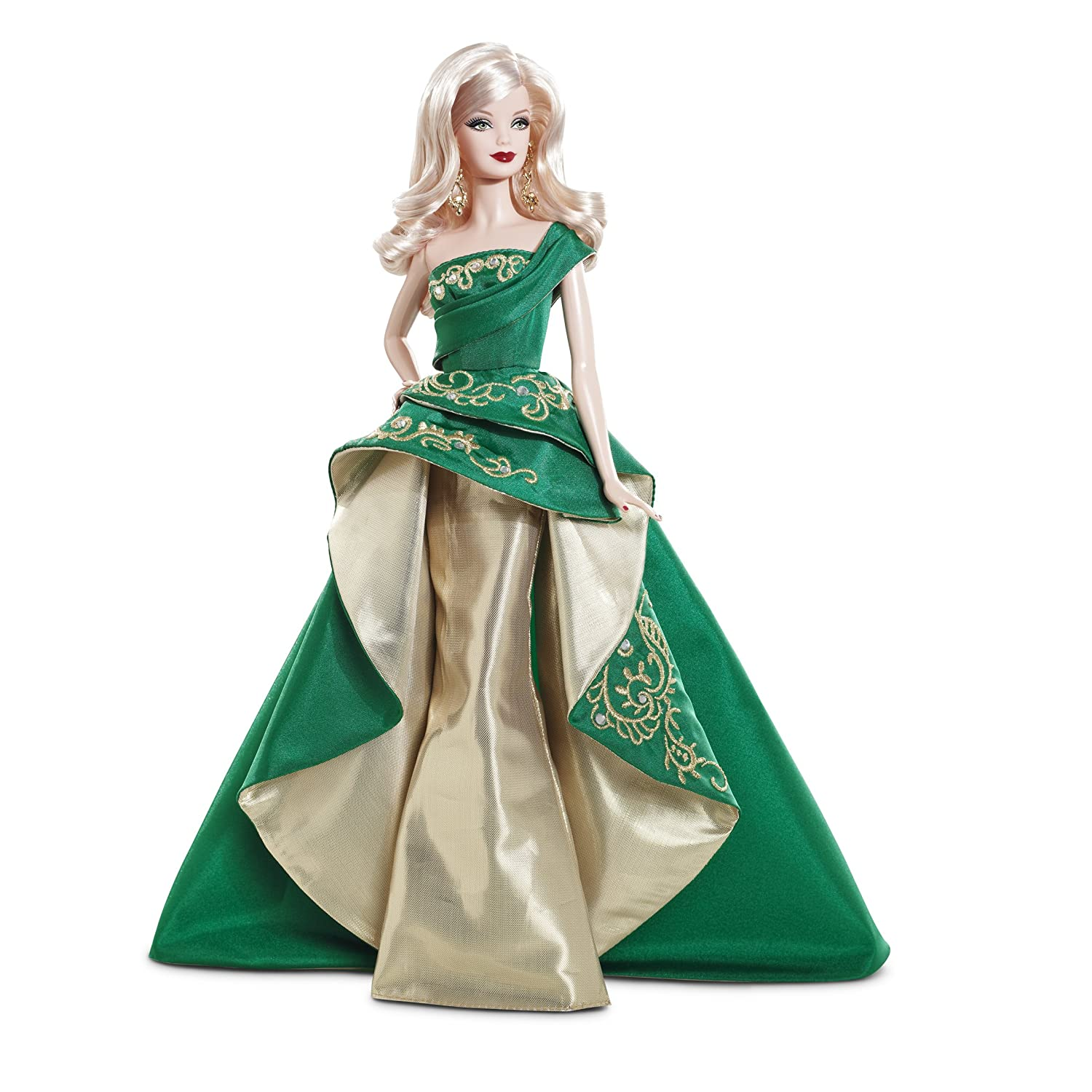 Barbie Collector 2012 Holiday Doll: Barbie Doll History