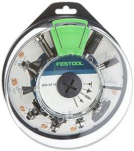 Festool 498979 Fräserbox BoxOF S8 mit 10 HWFräser  BaumarktKundenbewertung und weitere Informationen