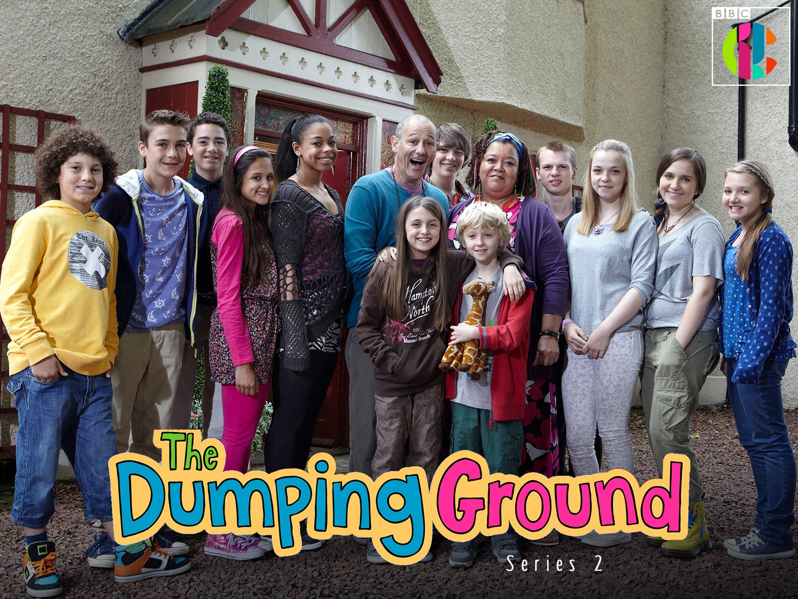 The Dumping Ground on Amazon Prime Instant Video UK