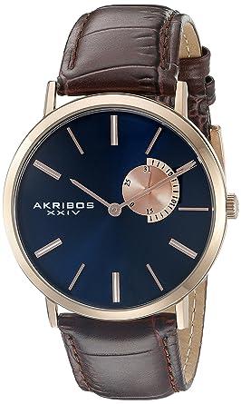 Akribos XXIV AK848RGBU Karóra
