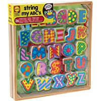 Alex Toys Little Hands String My ABCs Kit