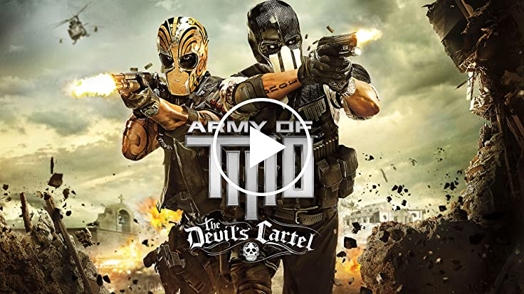 Army of Two - The Devil's Cartel - Action