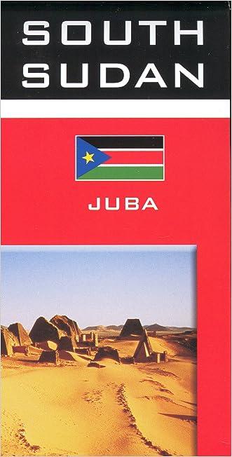 Sudan & South Sudan 1:2,500,000 Travel Map GIZI, 2011 edition