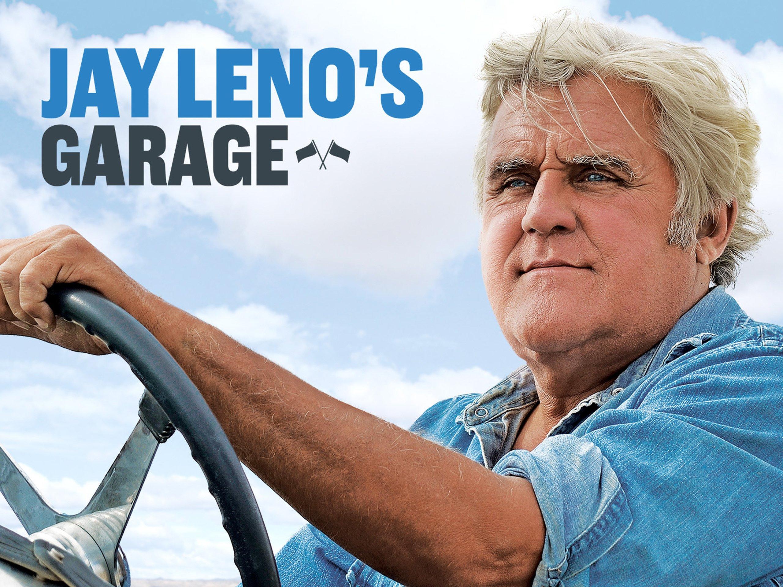 Jay Leno's Garage - Season 2