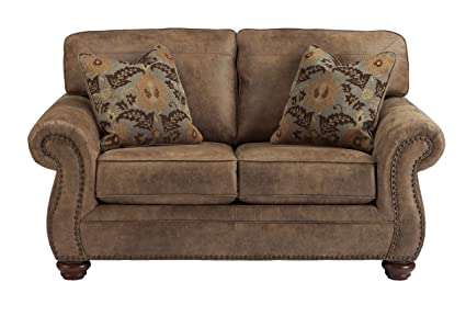 Signature Design By Ashley Tallow Loveseat, Earth