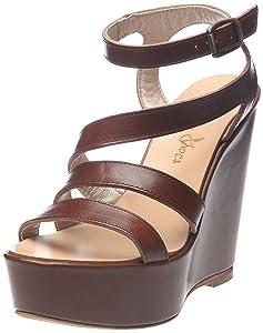 Tosca Blu Shoes Girasole 3, Sandales femme - Marron (60 T Moro), 37 EU   Commentaires en ligne plus informations