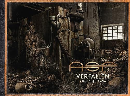 ASP - Verfallen Folge 1: Astoria (Limited Edition)