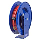 Coxreels EZ-E-LP-330 Safety Series Spring Rewind Hose Reel for air/water: 3/8