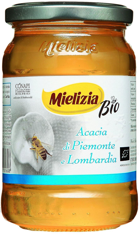 「Mielizia(ミエリツィア) アカシアの有機ハチミツ」