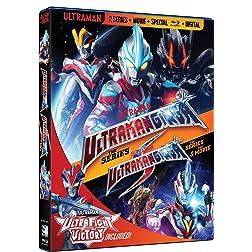 Ultraman Ginga / Ginga S + Ultra Fight Victory - Series & Movie [Blu-ray]