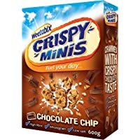 5-Pack Weetabix Crispy Minis Chocolate, 600g