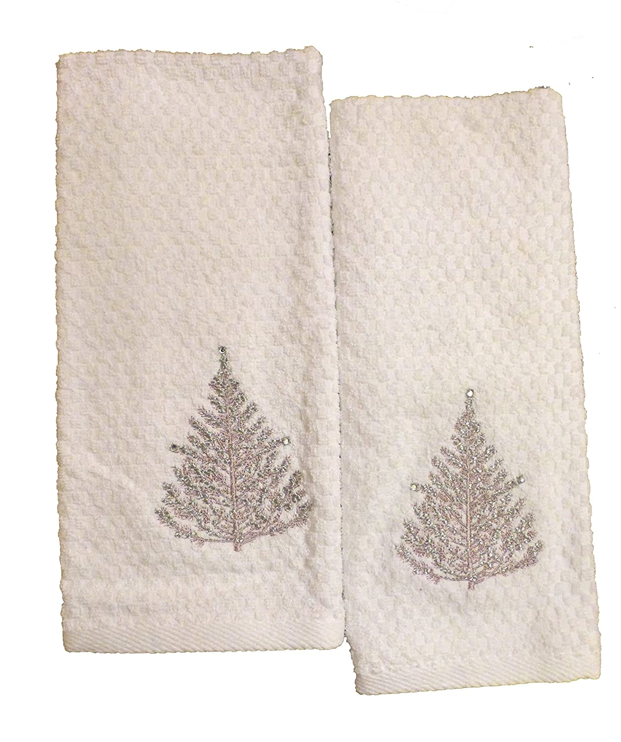 Christmas Trees Kitchen Towels Christmas Wikii