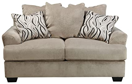 Heflin Pebble Loveseat