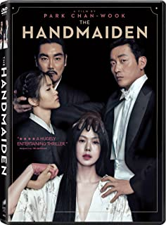 Book Cover: The Handmaiden