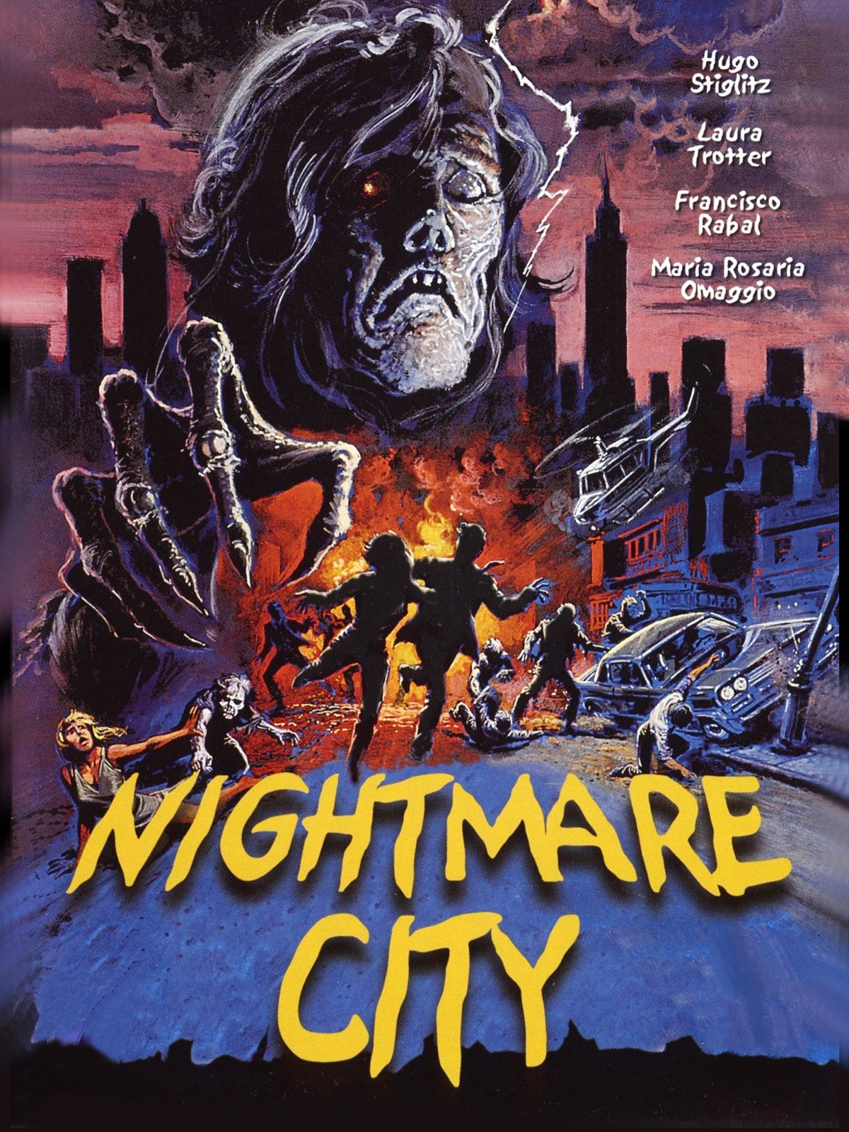 Nightmare City on Amazon Prime Video UK