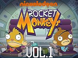 Rocket Monkeys Volume 1 [HD]