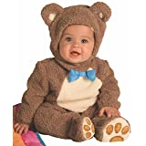 Rubie's Noah's Ark Collection Oatmeal Bear, 6-12 Months (Color: Multicoloured, Tamaño: 6 - 12 Months)