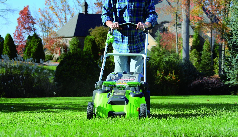 GreenWorks 25302 Lawn Mower