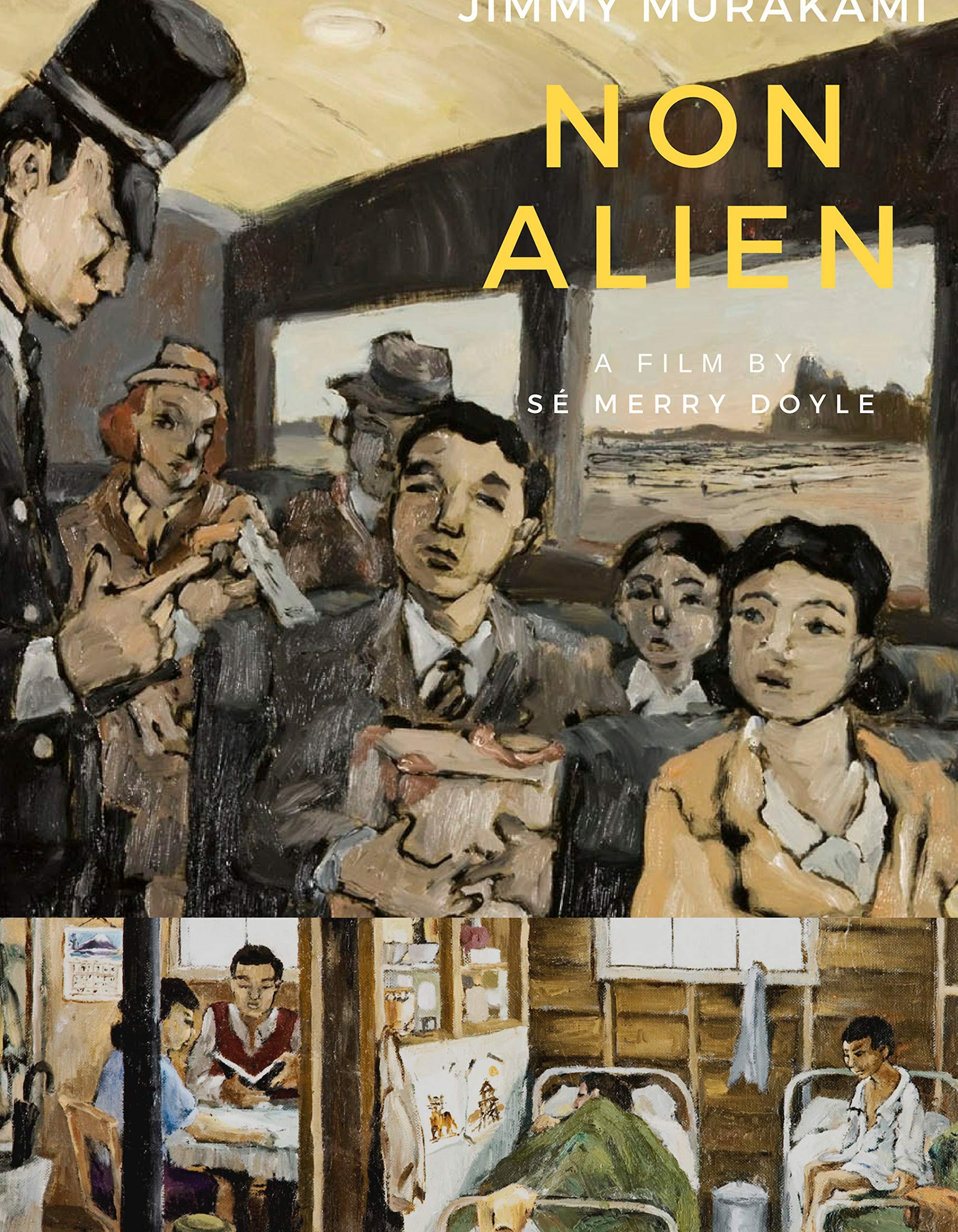 Jimmy Murakami - Non Alien on Amazon Prime Video UK
