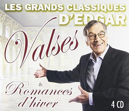 Les grands classiques d'Edgar: Valses et Romances d'hiver (4 CD)