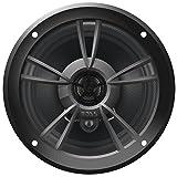 Bocina coaxial BOSS Audio CER653 Chaos Erupt, 350 vatios, 3 v?as auto, 6.5 pulgadas