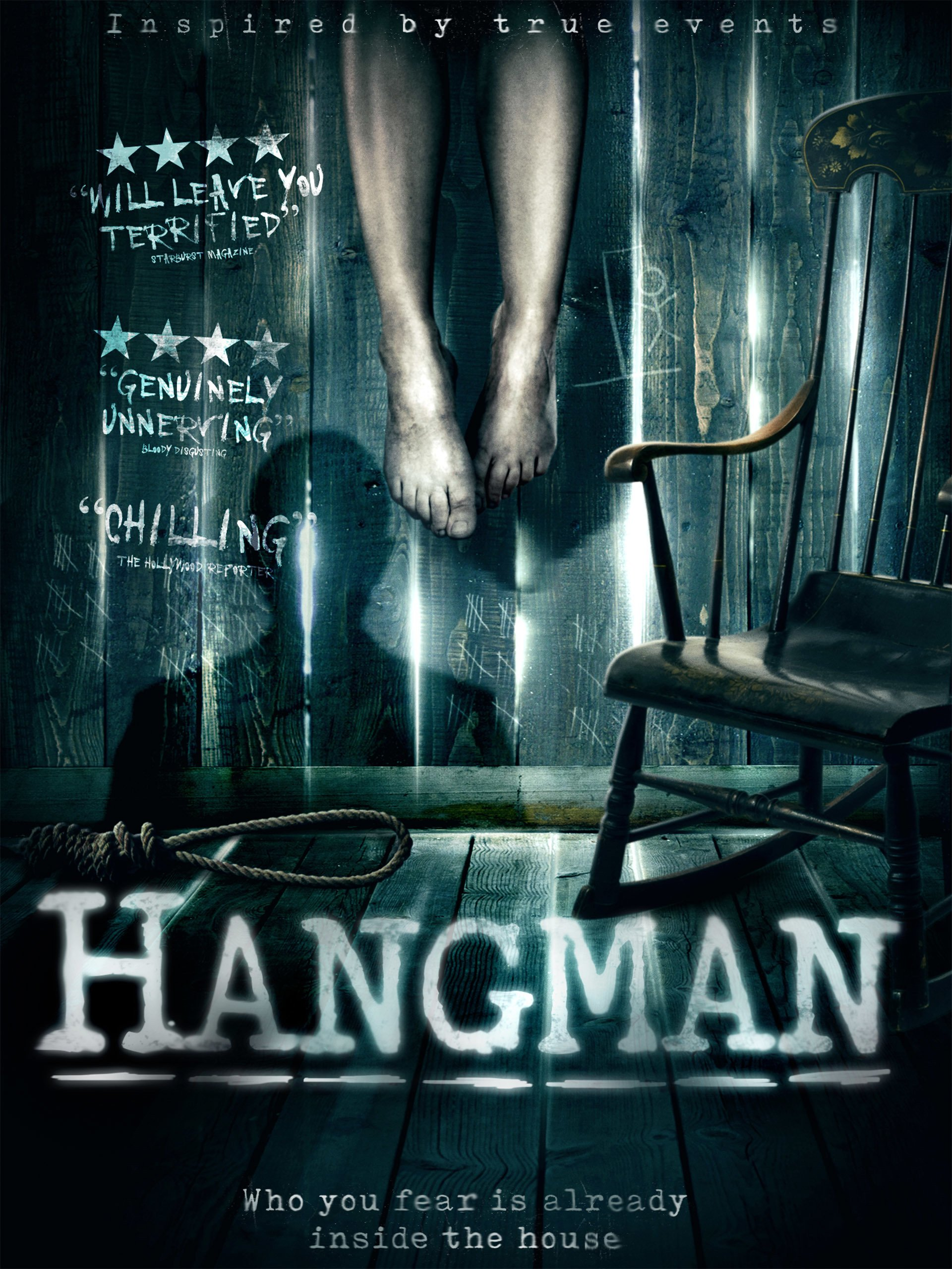 Hangman on Amazon Prime Video UK