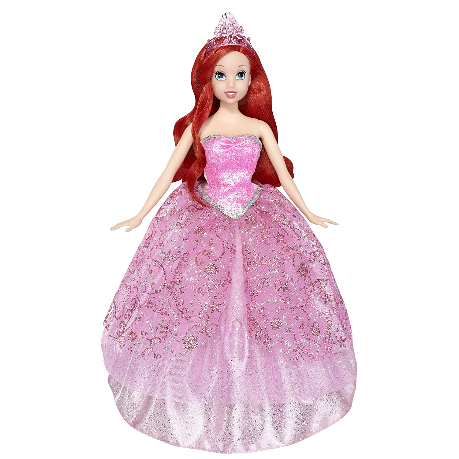New Disney Princess Ball Gown Surprise 2 In 1 Little