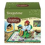 Celestial Seasonings Herbal Tea, Sleepytime, 40 Count (Pack of 6) (Tamaño: 40 Count (Pack of 6))