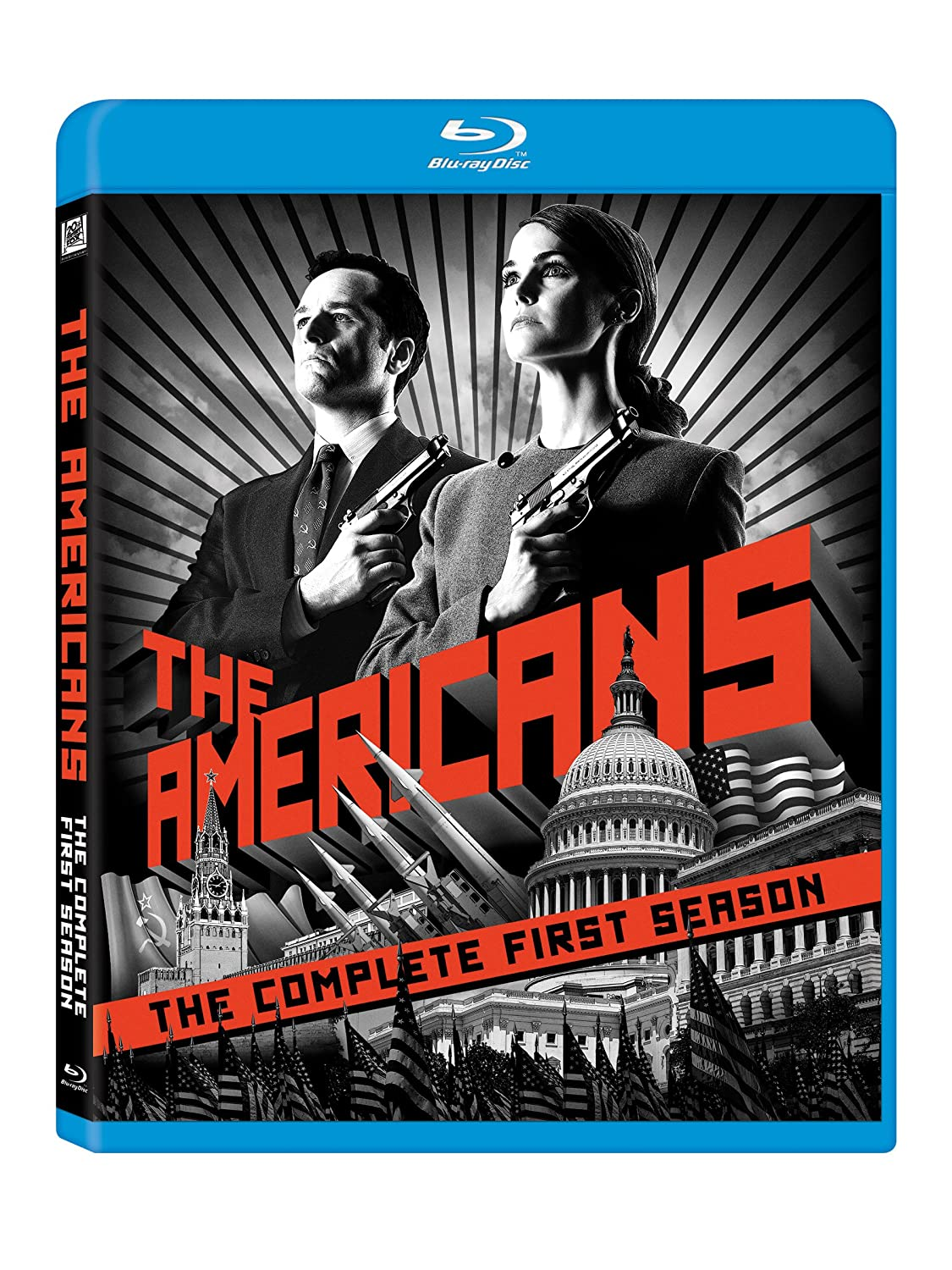 The Americans: Season One