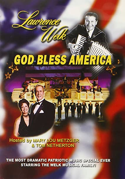 Dvd God Bless America Welk God Bless America