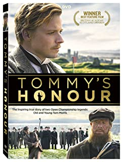 Book Cover: Tommy's Honour