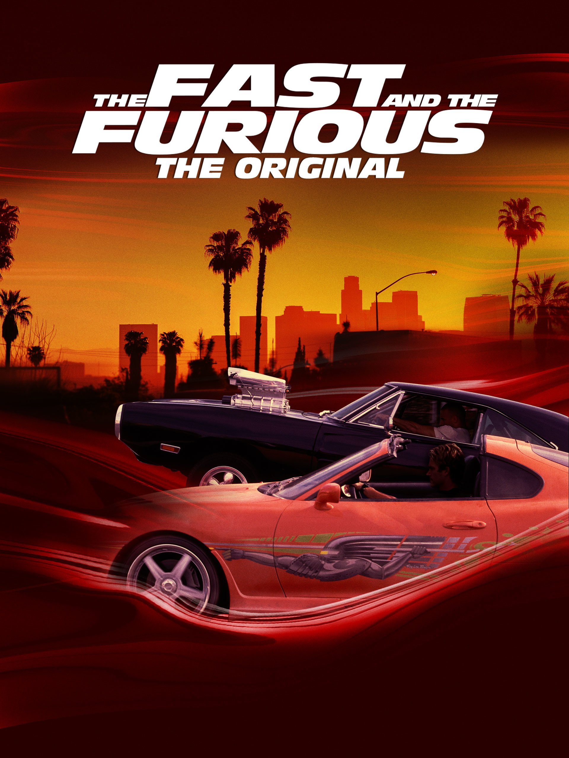 The Fast and the Furious on Amazon Prime Instant Video UK