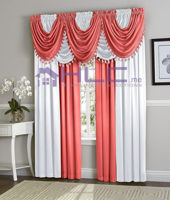 Curtain (Valance, Berry)